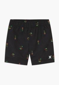 Hurley - PINEAPPLE SCHIFFLY SET - Pantalón corto de deporte - black - 2