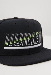 Hurley - CHOPPED CAP - Cap - black - 2