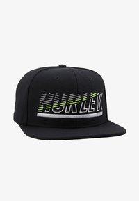 Hurley - CHOPPED CAP - Cap - black - 1