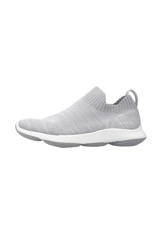 Trainers - light grey