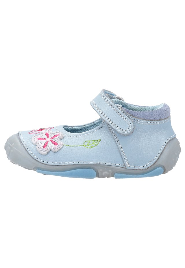 Babyschoenen - light blue