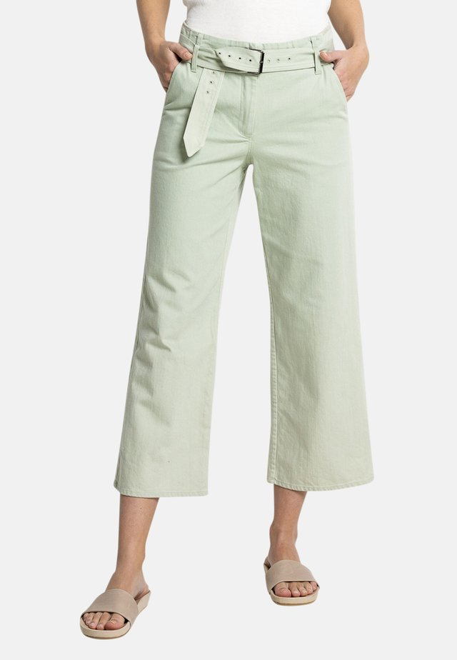 WIDA - Trousers - olive