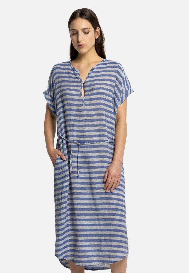 WEDA - Day dress - blue