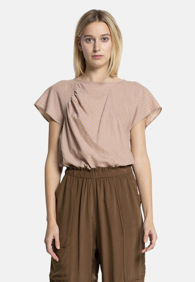 MEEZ - Blouse - brown