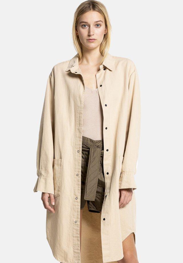 JANE - Shirt dress - beige