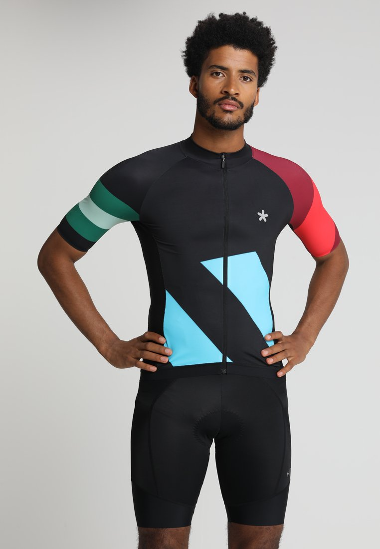 HUEZ - LES TROIS BANDE - T-shirts print - multicolor