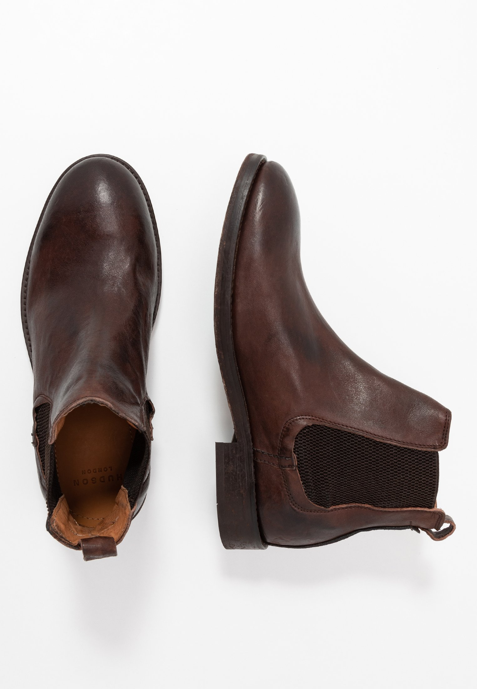 Hudson London Wistman - Classic Ankle Boots Brown