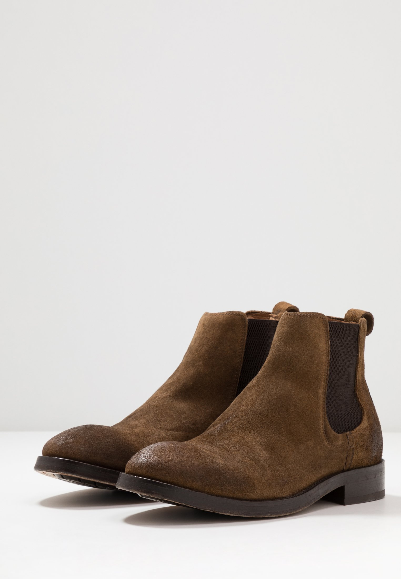 Hudson London WISTMAN - Bottines - tobacco