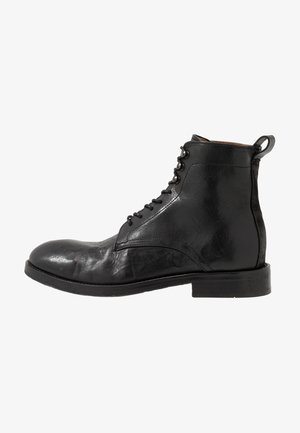 YEW - Lace-up ankle boots - black