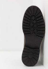 Hudson London - ABLE - Šněrovací kotníkové boty - grey - 4