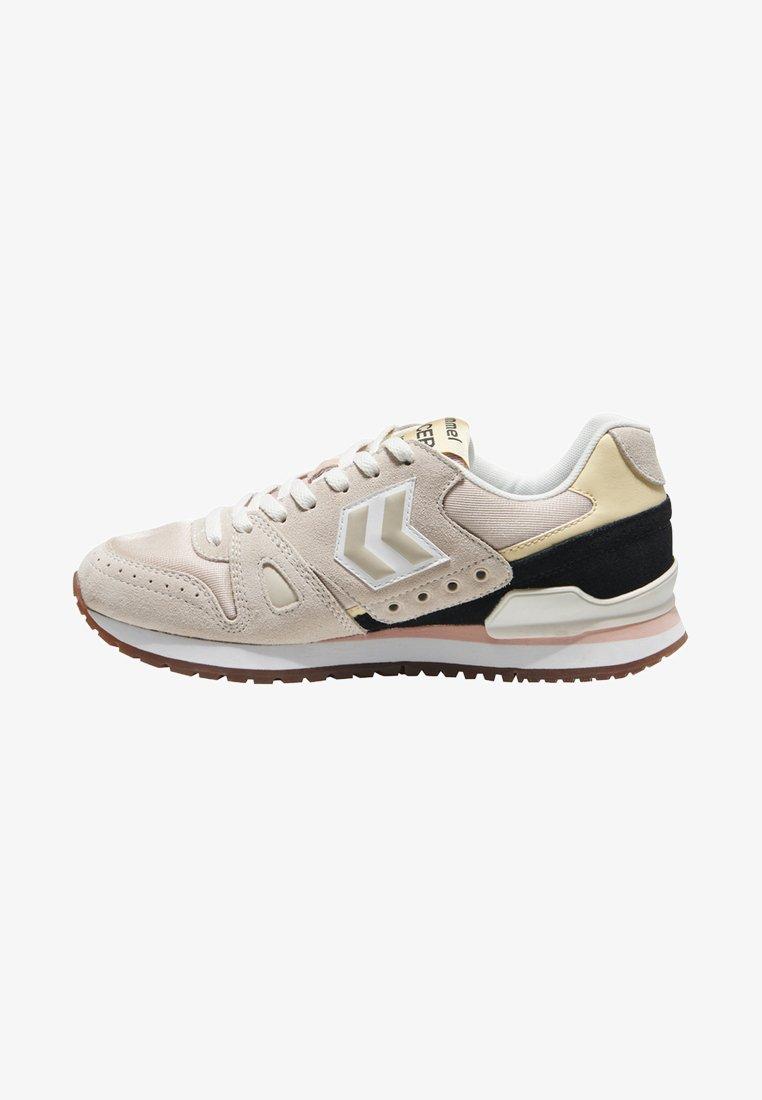 Hummel Hive - MARATHONA - Sneakers - sand dollar