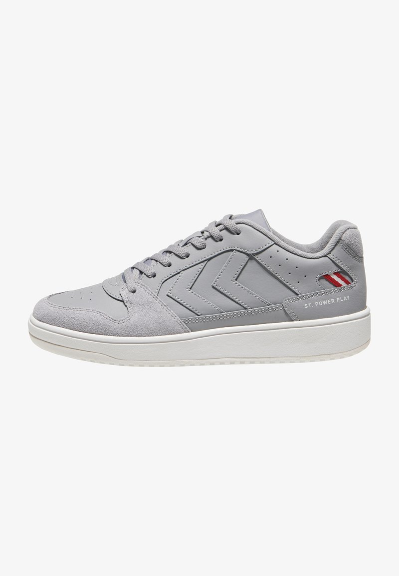 Hummel Hive - ST. POWER PLAY - Sneakers laag - alloy