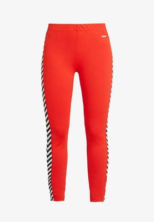 LANE TIGHTS - Legging - poinciana