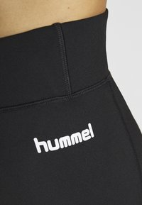 Hummel Hive - HIGH WAIST - Leggings - black - 5