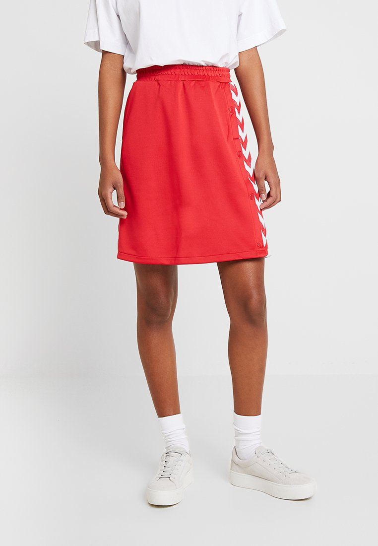 Hummel Hive - SKIRT - A-line skirt - true red