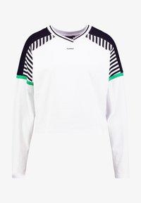 Hummel Hive - CATE - Camiseta de manga larga - white - 4