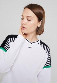 Hummel Hive - CATE - Camiseta de manga larga - white - 3
