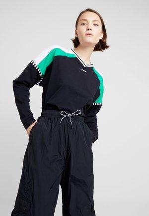 CATE - Camiseta de manga larga - black