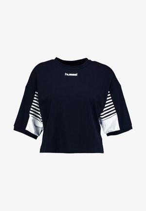 CANA - Print T-shirt - black