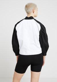 Hummel Hive - JACKET - Summer jacket - white/black - 2
