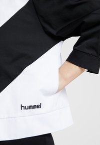 Hummel Hive - JACKET - Summer jacket - white/black - 4