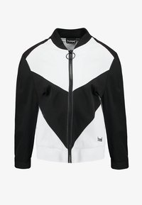 Hummel Hive - JACKET - Summer jacket - white/black - 3