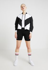 Hummel Hive - JACKET - Summer jacket - white/black - 1