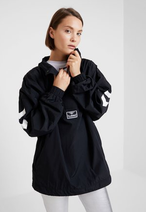 CALISTA - Windbreaker - black