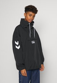Hummel Hive - CALISTA OVERSIZED ANORAK - Windjack - black - 0