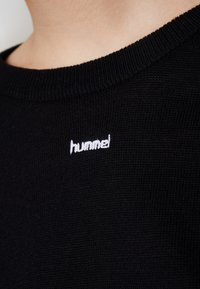Hummel Hive - CECILIA - Strikpullover /Striktrøjer - black - 5