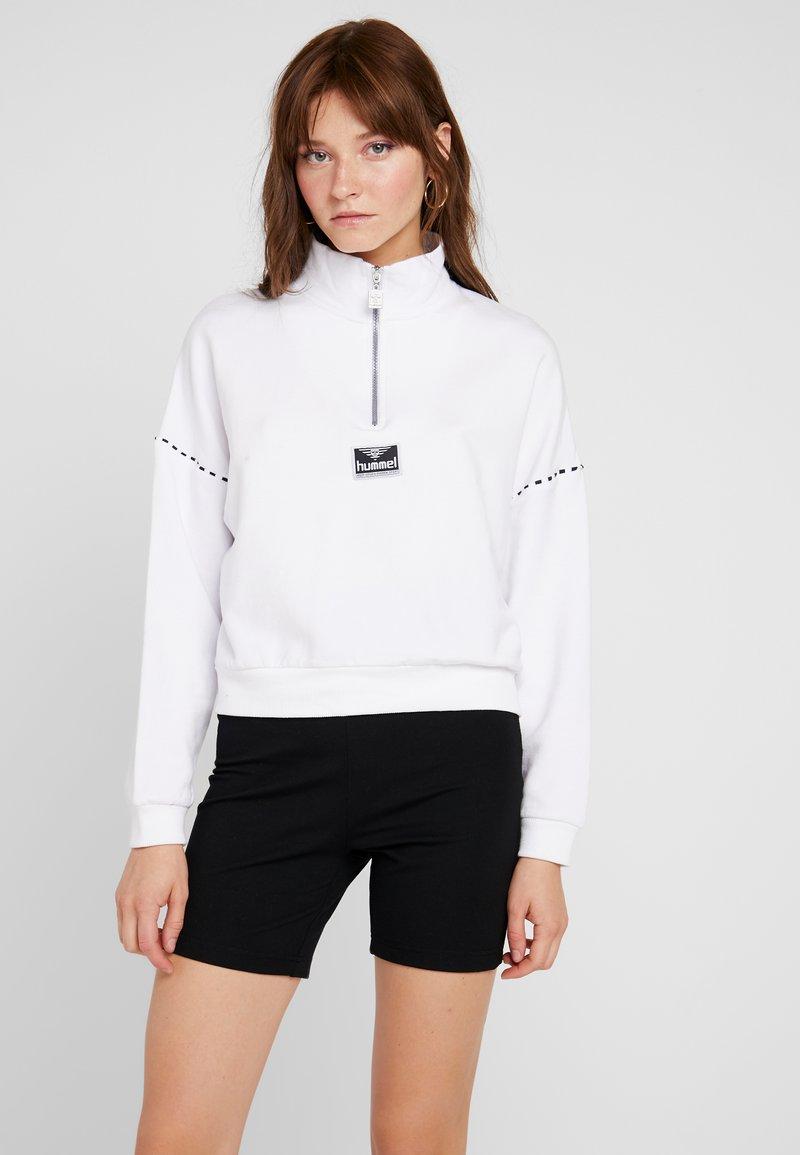 Hummel Hive - Sweatshirt - white