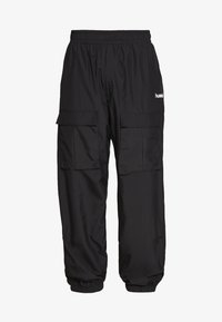 Hummel Hive - OVERSIZED PANTS - Pantalones - black - 3