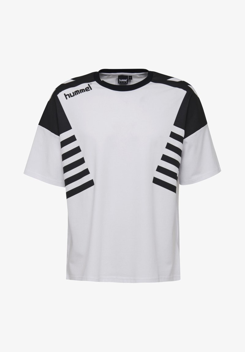 Hummel Hive - T-shirts print - white