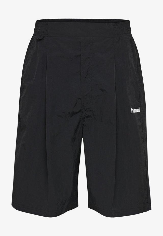 HIVE HMLVIND  - kurze Sporthose - black