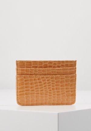 CARD HOLDER  - Wallet - beige