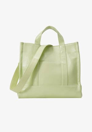 GLEAM MEDIUM - Handtasche - mint