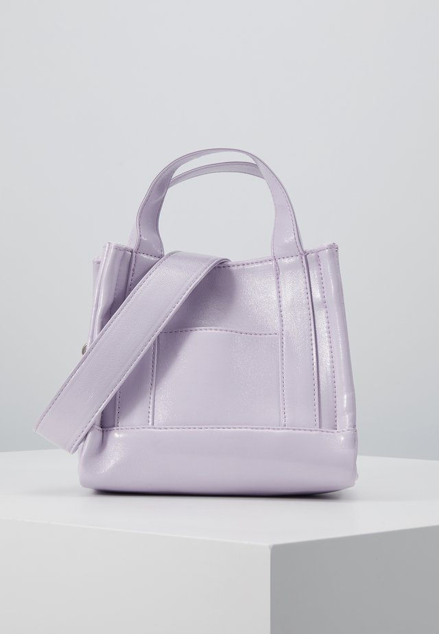 GLEAM MINI - Håndveske - lilac