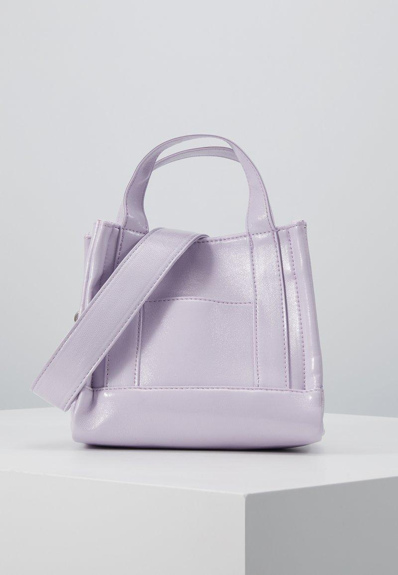 HVISK - GLEAM MINI - Handbag - lilac