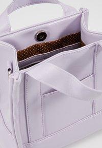 HVISK - GLEAM MINI - Handbag - lilac - 4