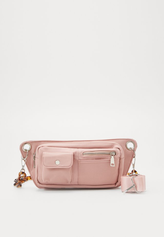 BRILLAY - Bum bag - dusty pink