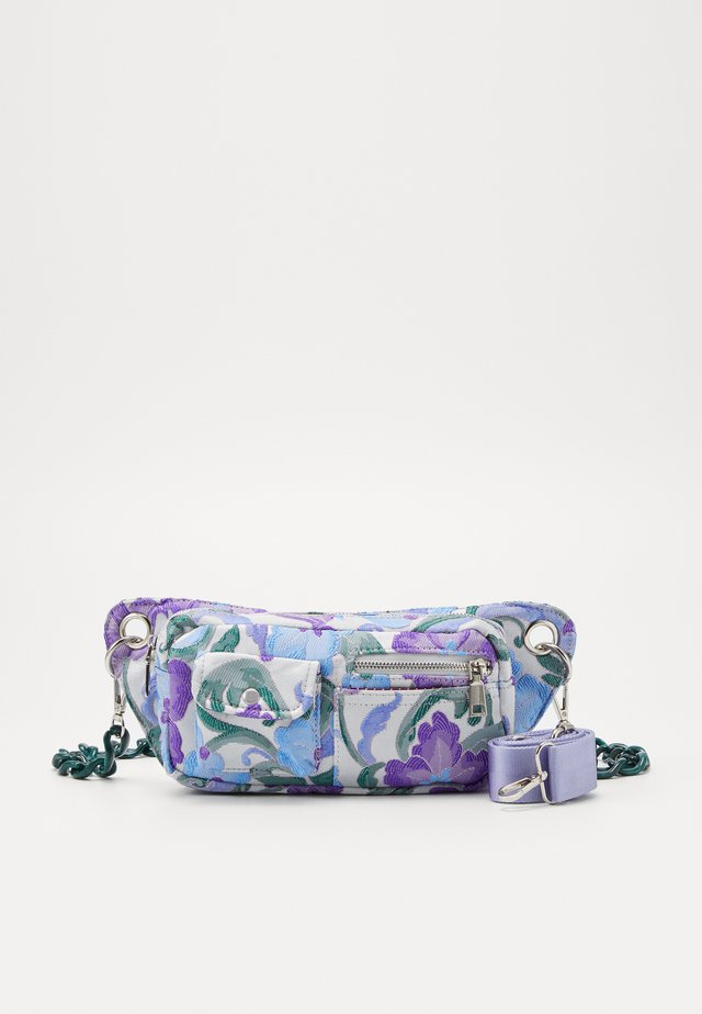 BRILLAY GARDEN - Across body bag - light purple