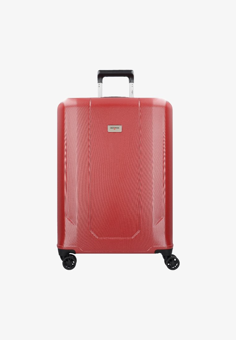Hardware - Trolley - red
