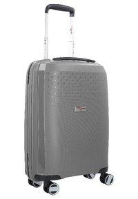 Hardware - BUBBLES  - Wheeled suitcase - grey - 2