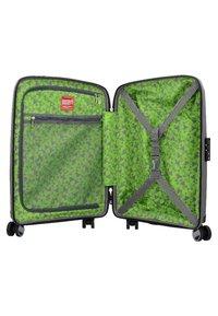 Hardware - BUBBLES  - Wheeled suitcase - grey - 4