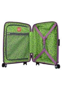 Hardware - BUBBLES  - Wheeled suitcase - purple - 4