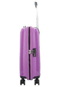 Hardware - BUBBLES  - Wheeled suitcase - purple - 2