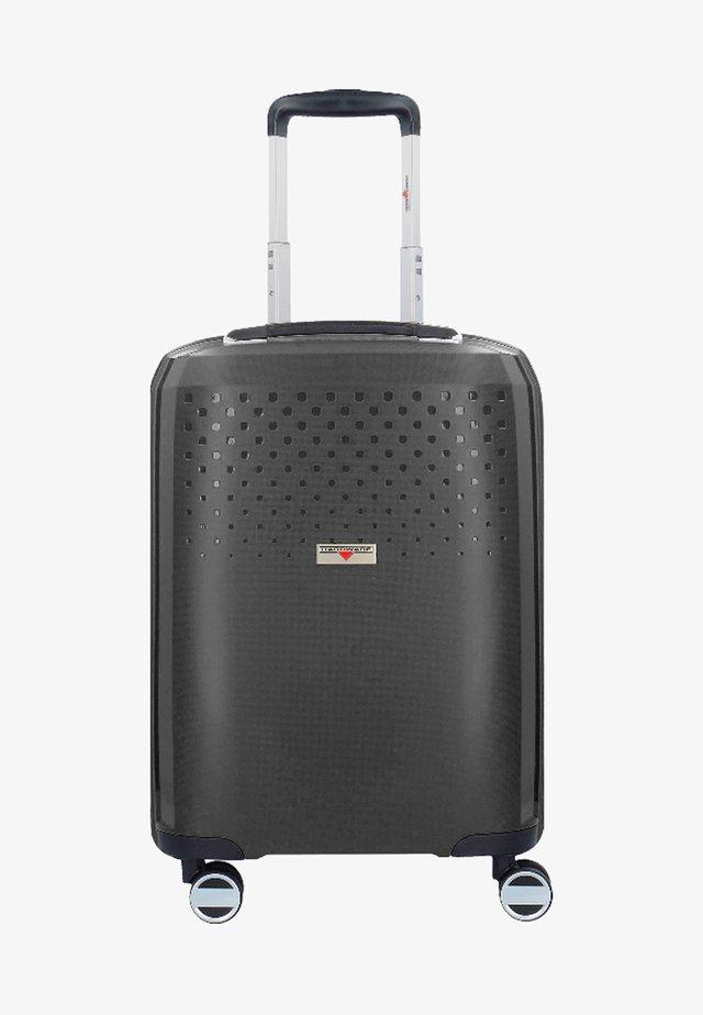 BUBBLES  - Wheeled suitcase - black