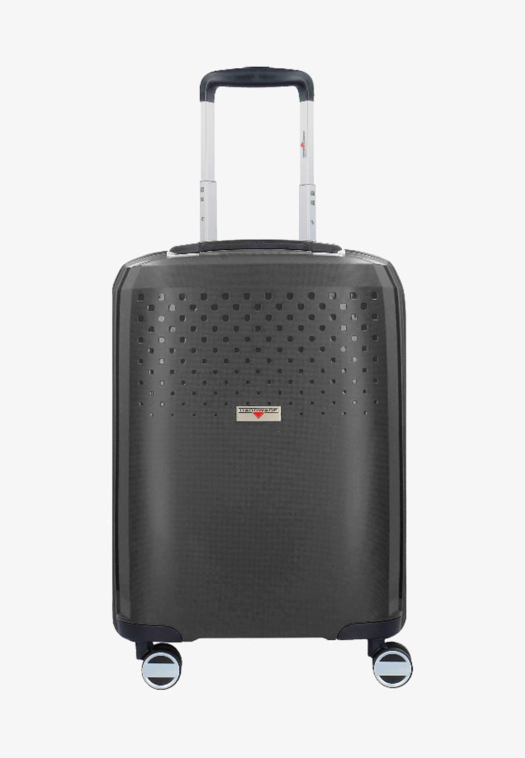 Hardware - BUBBLES  - Wheeled suitcase - black
