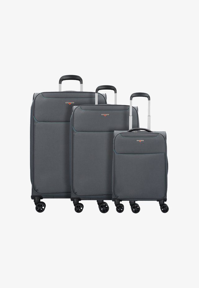 XLIGHT - Kofferset - steel grey