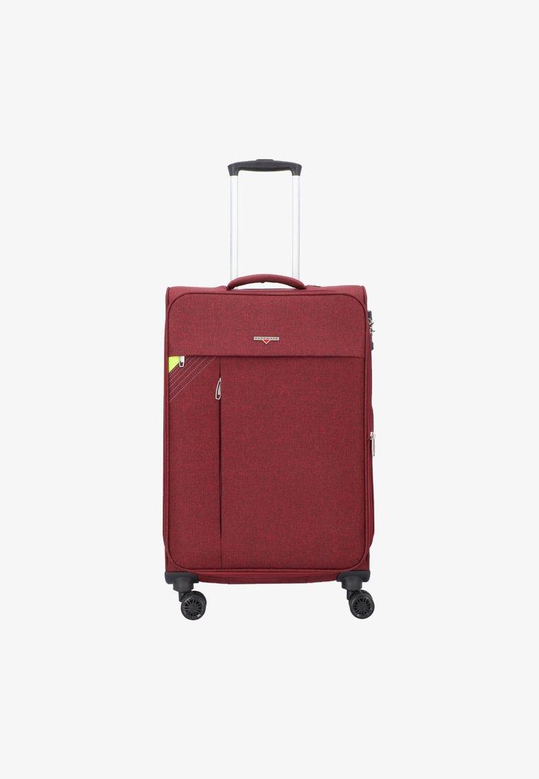 Hardware - REVOLUTION - Wheeled suitcase - bordeaux